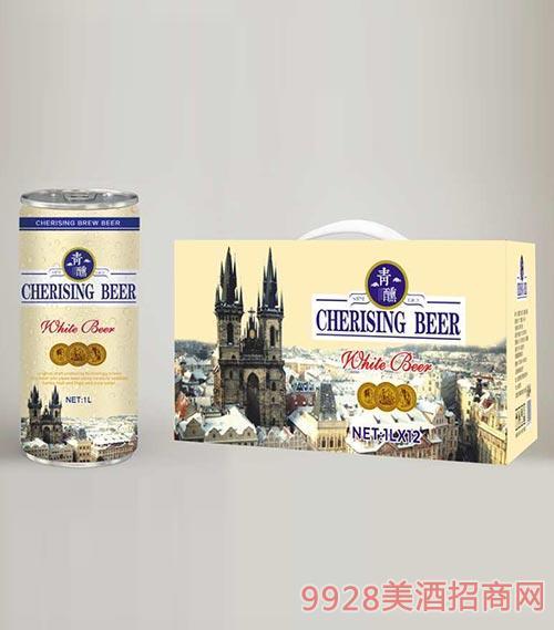 青醺啤酒1Lx2