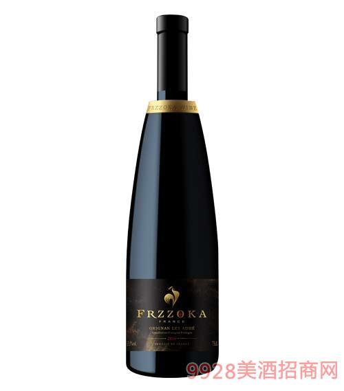 法蘭風情璀璨干紅葡萄酒