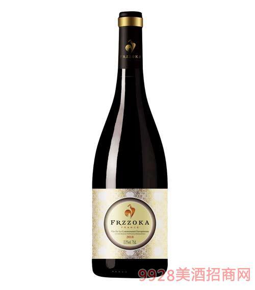 法蘭風情光環干紅葡萄酒