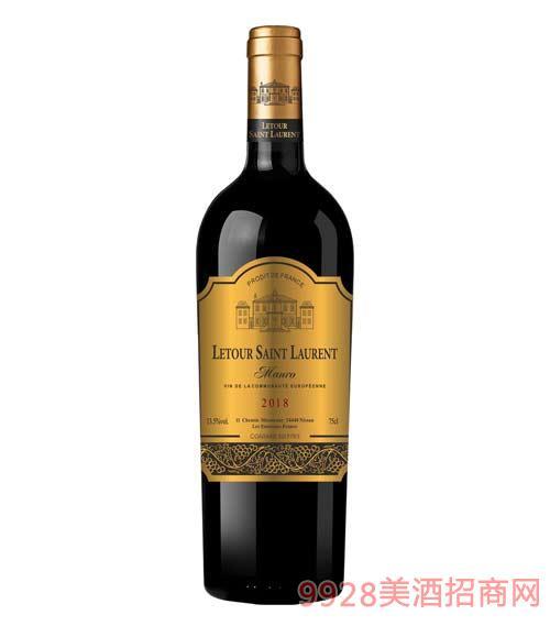 拉图圣奥伦古堡干红葡萄酒13.5度750ml
