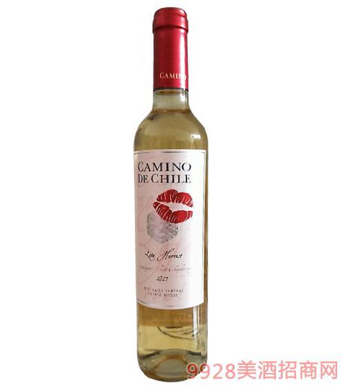 嘉米诺晚收半甜白葡萄酒