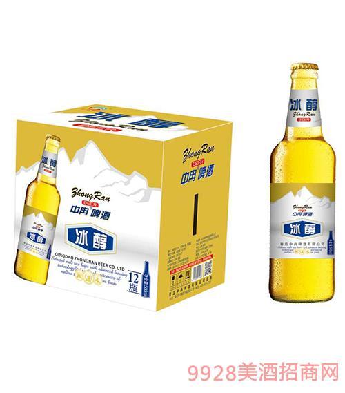 中冉冰纯啤酒