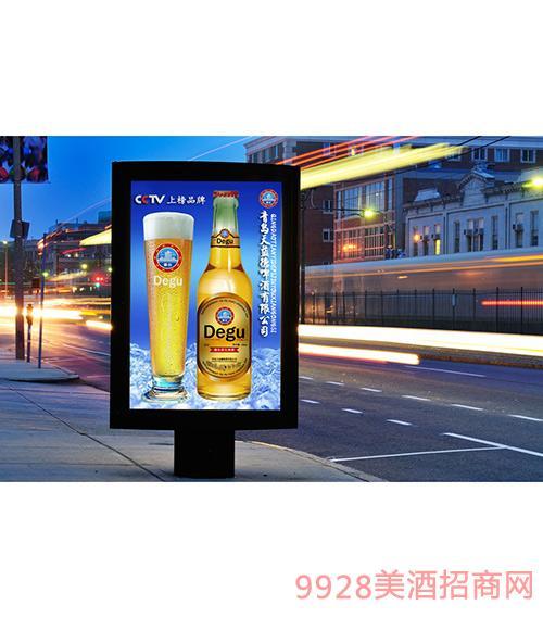 灯箱广告样板