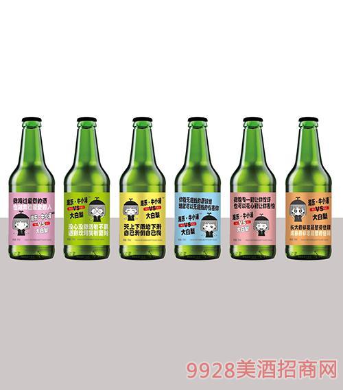 海乐・牛小浠VS大白梨