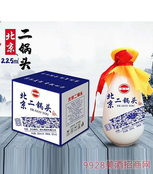 北京二锅头酒225ml