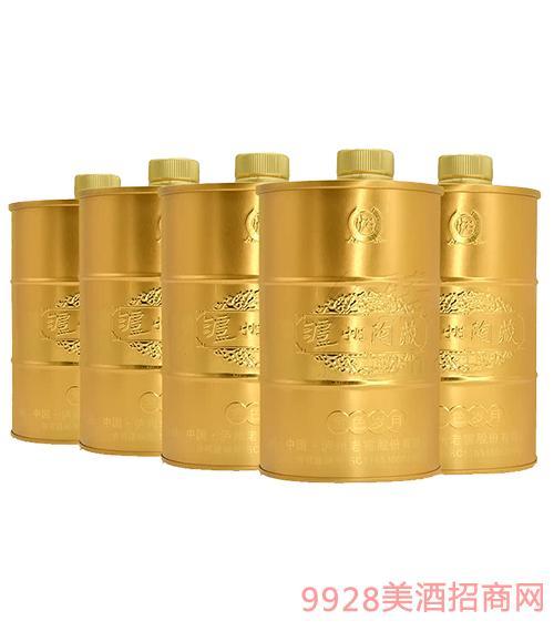 泸州陶藏酒金色岁月