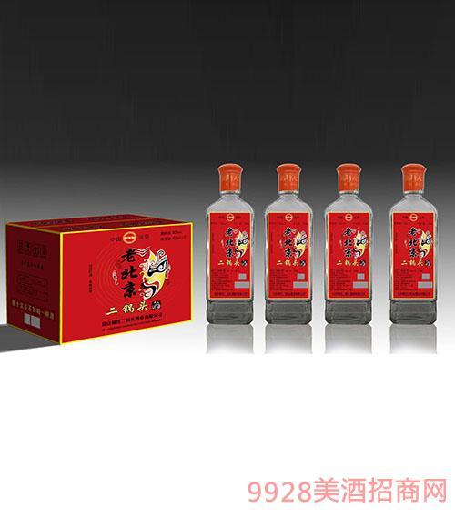 450ml老北京二鍋頭酒(紅)
