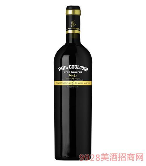 西班牙菲库尔特特级珍藏干红葡萄酒14度750ml