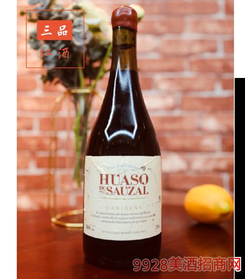 智利80年老藤佳丽酿私人珍藏干红葡萄酒