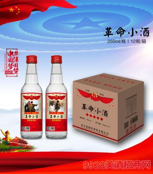 三�l革命小酒42度250ml