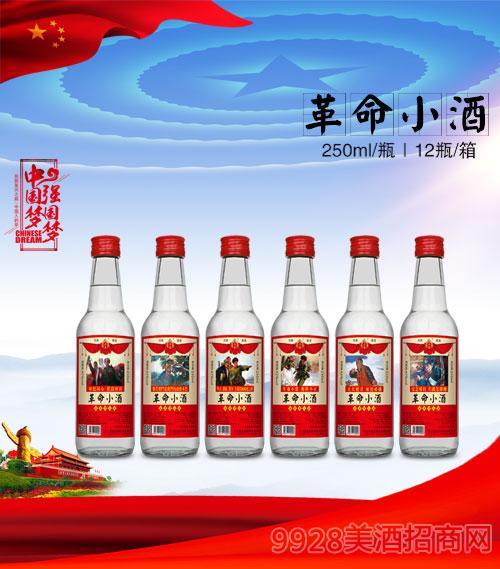 三发革命小酒42度250mlx12