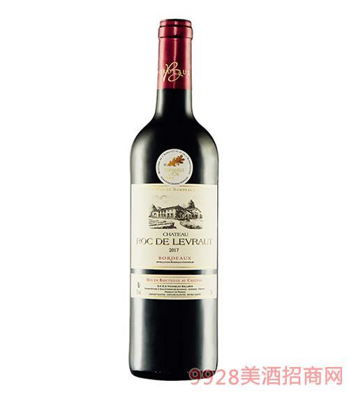 名侯庄园红葡萄酒13.5度750ml