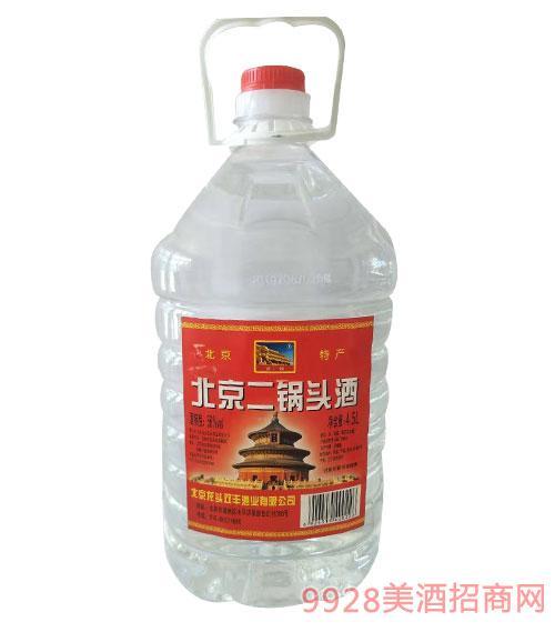 北京二��^酒56度4.5L