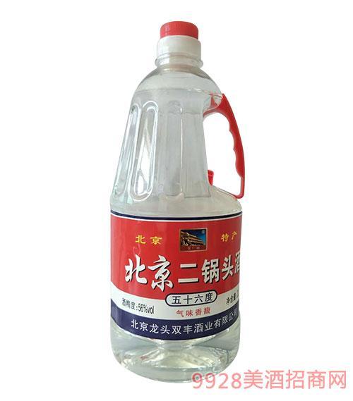 北京二��^酒56度2L