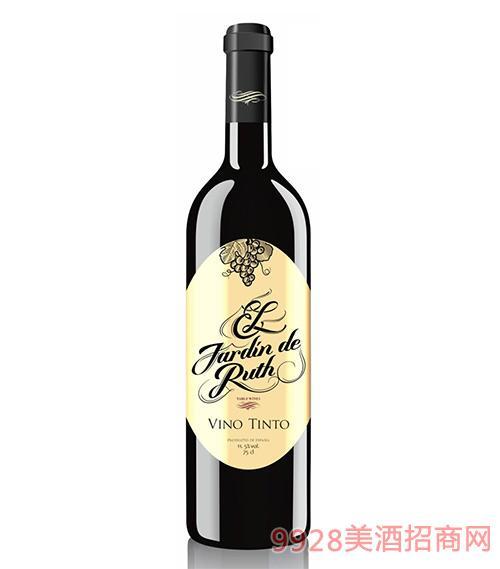 鹭鸶田园红葡萄酒11.5度750ml