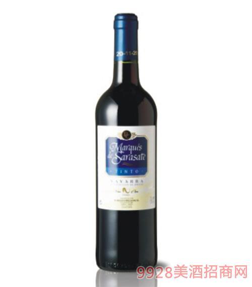 莎莎干红葡萄酒13度750ml