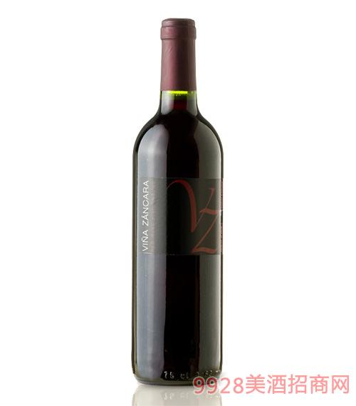 圣卡拉干红葡萄酒12度750ml