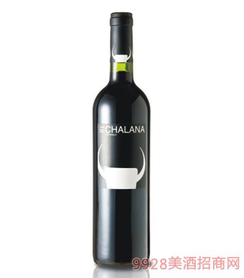 公牛王干红葡萄酒12.5度750ml