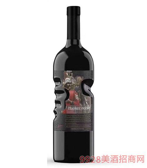 胡克���F族酒�f干�t葡萄酒