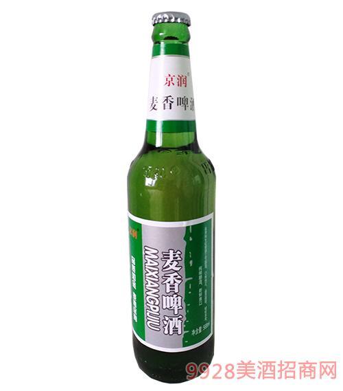 京润麦香啤酒