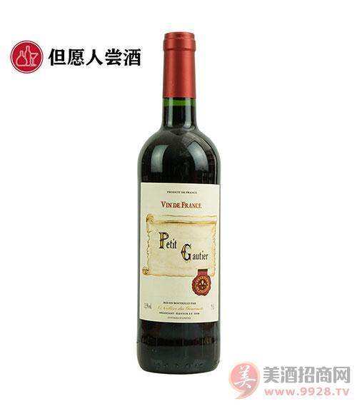 小高迪干红葡萄酒