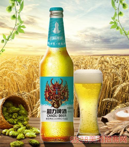 超力啤酒600ml伏羲版