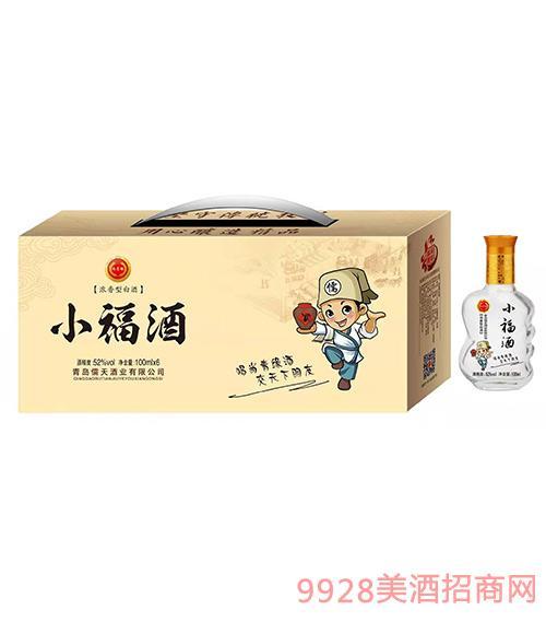 尚青缘-小福酒100ML浓香型