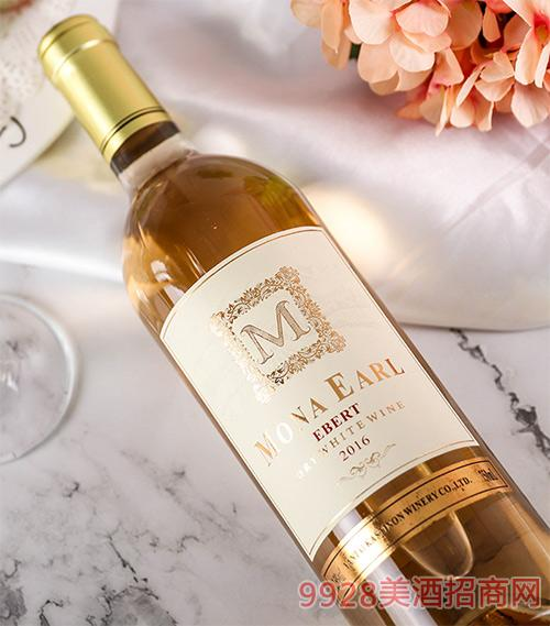 莫纳伯爵埃博特(法国进口干白)葡萄酒