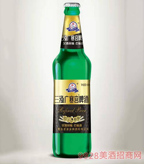 三泓�V寒�m啤酒