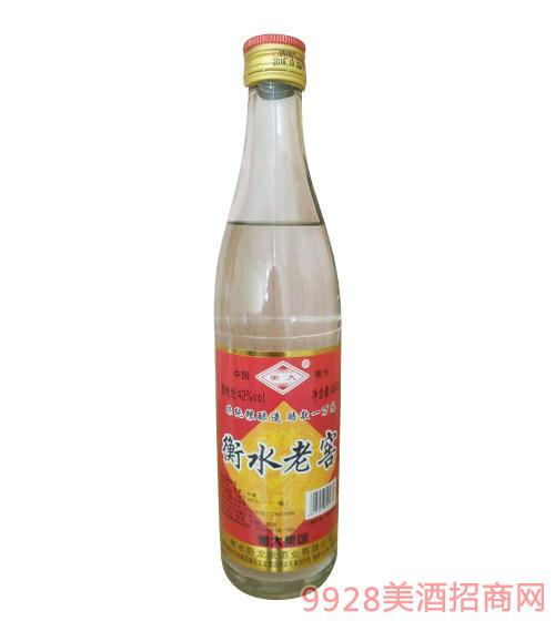 衡水老窖酒42度490ml
