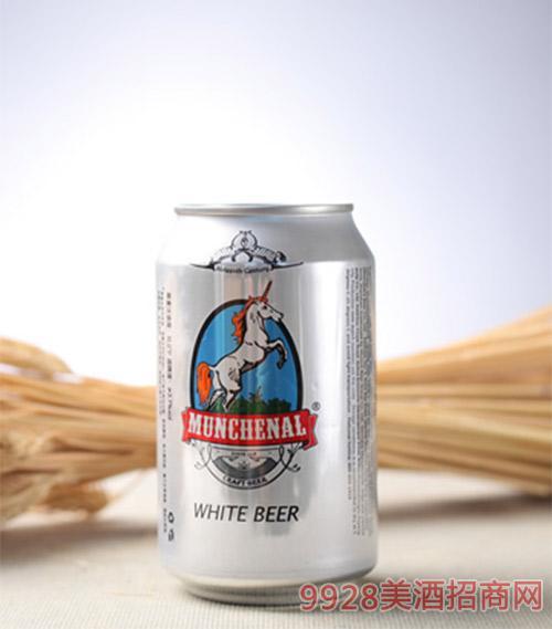 慕尼黑啤酒-经典小麦白啤300ml