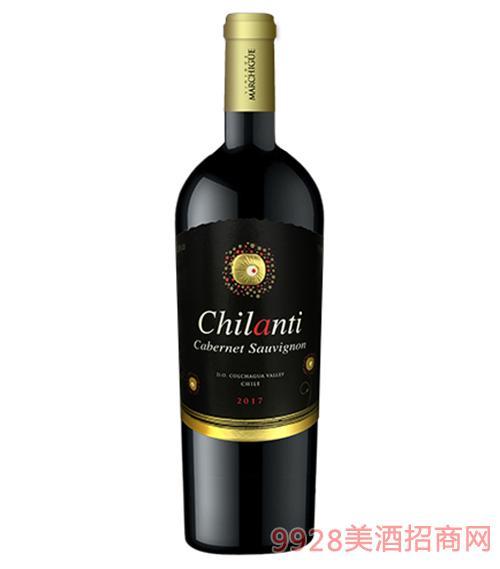 基兰蒂赤霞珠干红葡萄酒