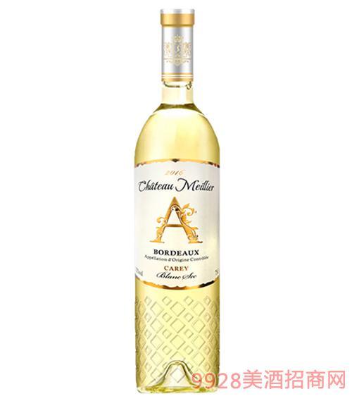 卡蕾干白葡萄酒