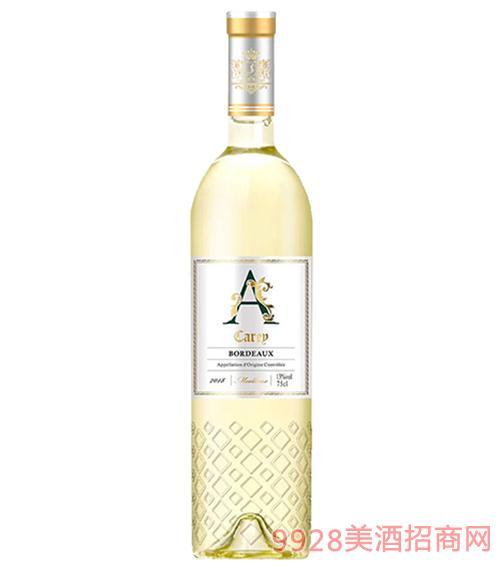 卡蕾甜白葡萄酒