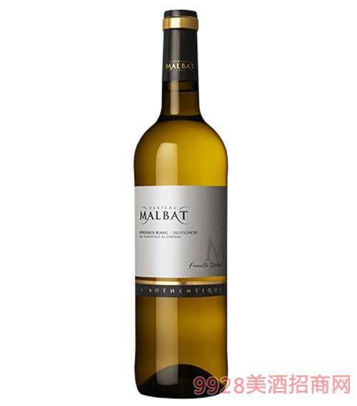 瑪柏城堡干白葡萄酒