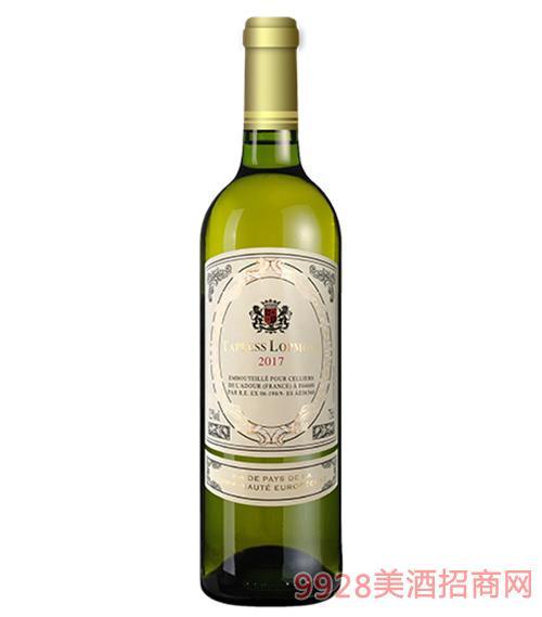 特雷普干白葡萄酒