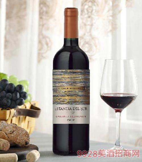 圣美斯特级珍藏赤霞珠干红葡萄酒750ml