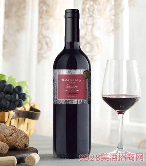 圣美斯精选赤霞珠干红葡萄酒750ml