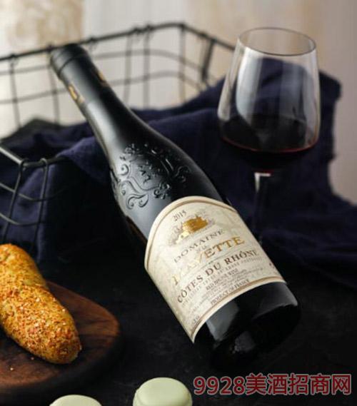 法国进口葡萄酒750ml