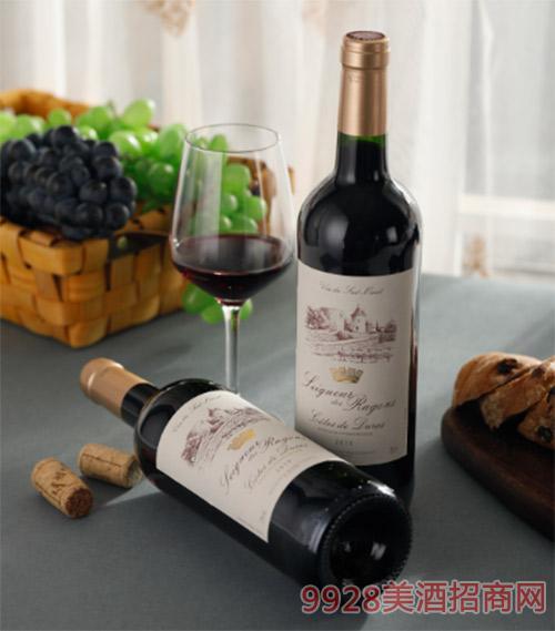 法国波尔多(AOC)葡萄酒750ml
