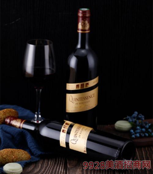 百丽高经典干红葡萄酒750ml