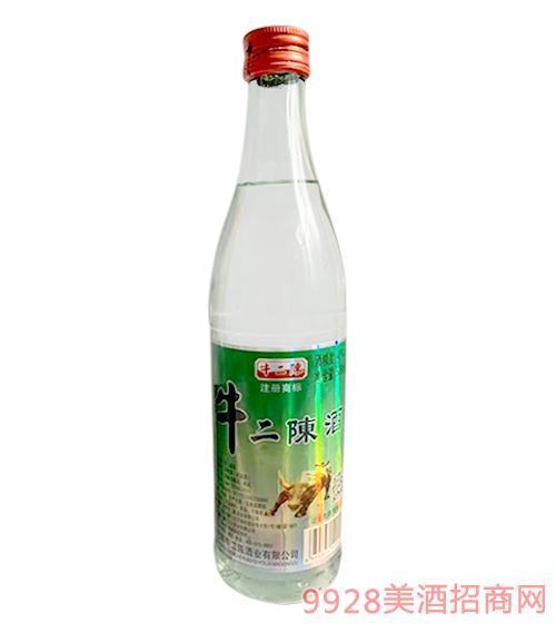 牛二�酒42度500ml