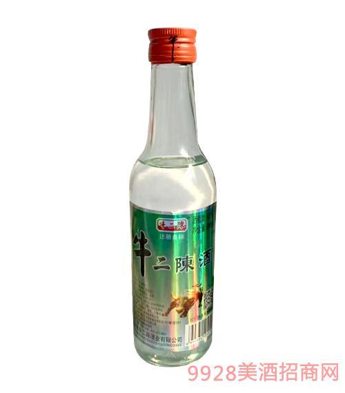 牛二�酒42度250ml
