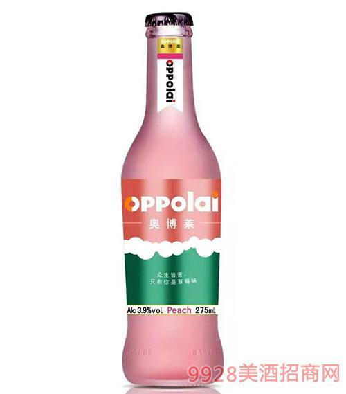 奥博莱草莓味鸡尾酒