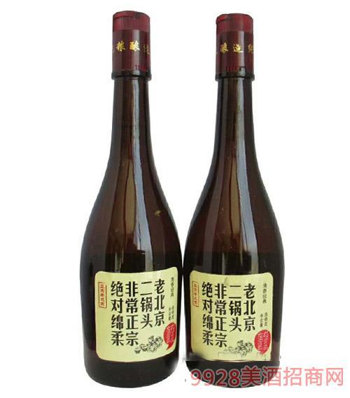 老北京二锅头酒42度480ml