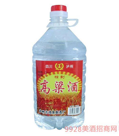 大福门高粱酒桶装52度4L