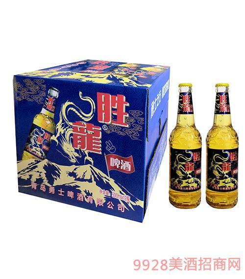 胜龙劲爽啤酒500ml×12瓶