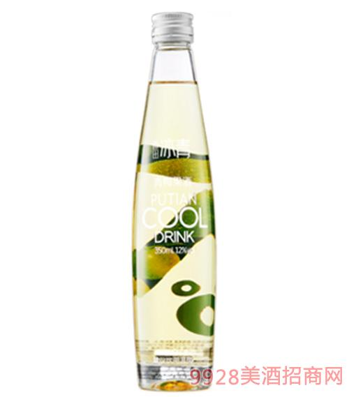 冰青青梅果酒