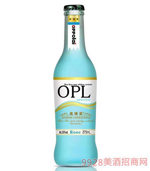 奥博莱(蓝)鸡尾酒