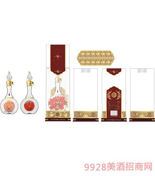 凤泉秘酿藏品(透明)酒